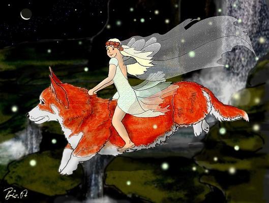 Fairy+Corgi